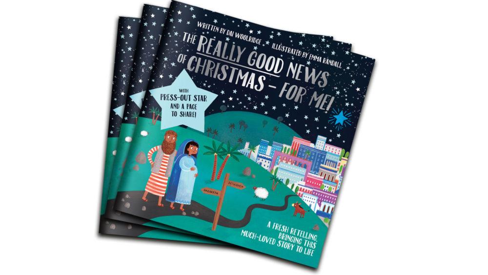 The Really Good News of Christmas - For Me!