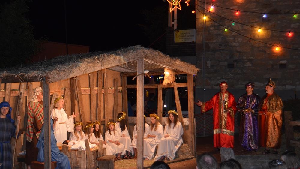Lobethal Living Nativity