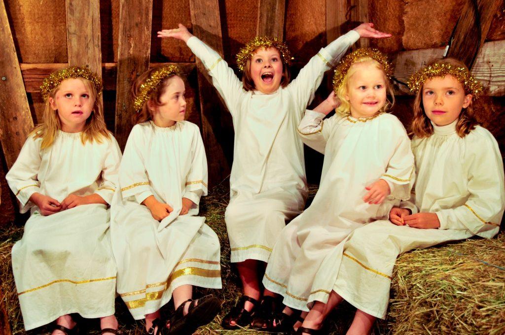 Lobethal's little angels
