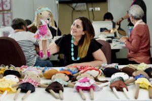 Founder of Project KIN, Maryann Webb