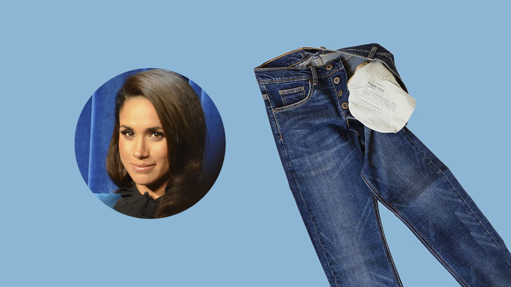 Meghan Markle wore jeans made by Outland Denim during her Australian tour. The effects on the company - and the women it employs - have been long-lasting.