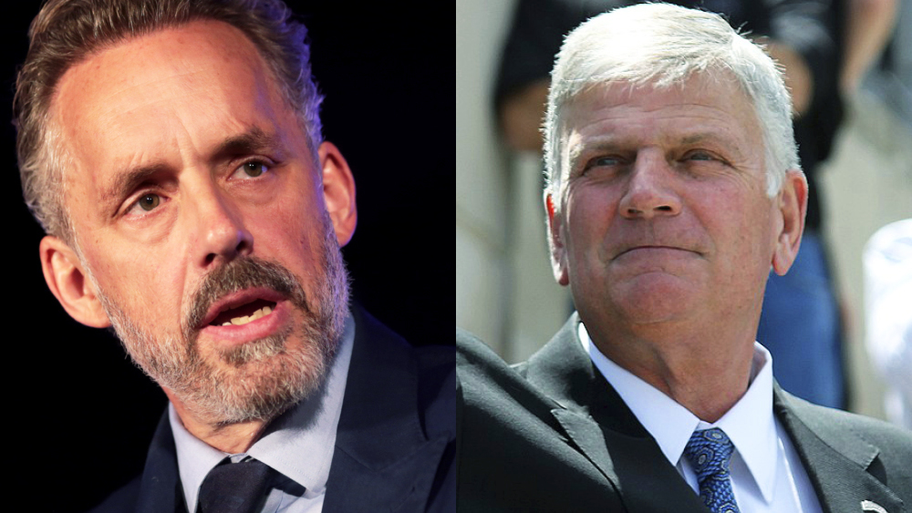 Christian responses to Jordan Peterson (left) and Franklin Graham (right) run the risk of further marginalising those seeking to have a voice in the church, argues Megan Powell du Toit