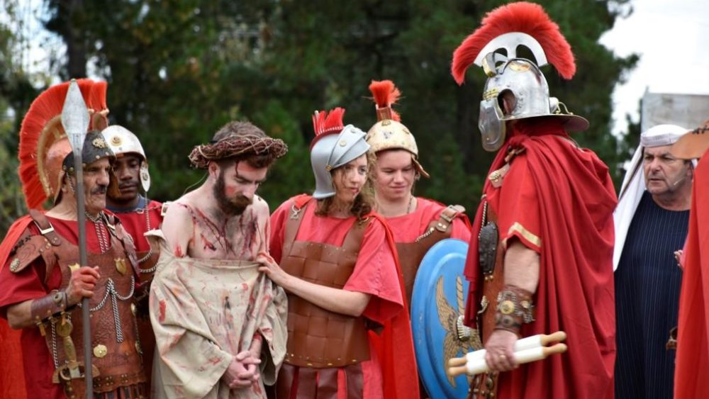 The Melbourne Passion Play