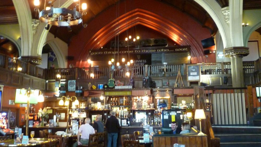 London church pub