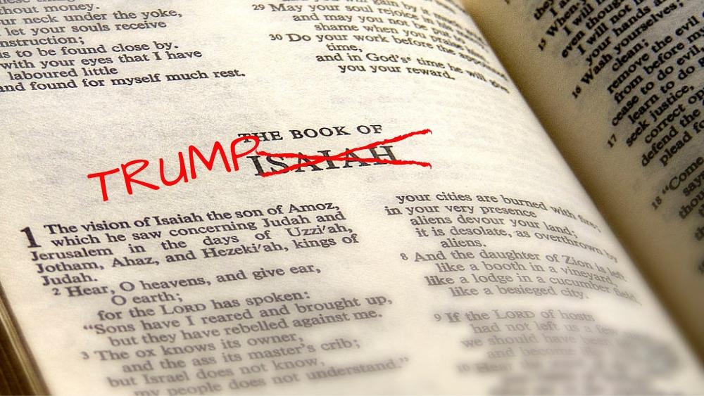 "A ""Book of Trump""?"