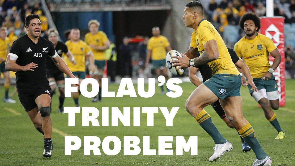 Folau's Trinity Problem