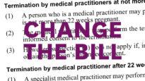 Change the Bill