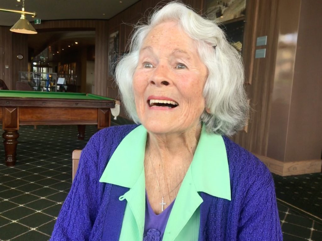 Irene Axton from Old People's Home for 4 Year Olds