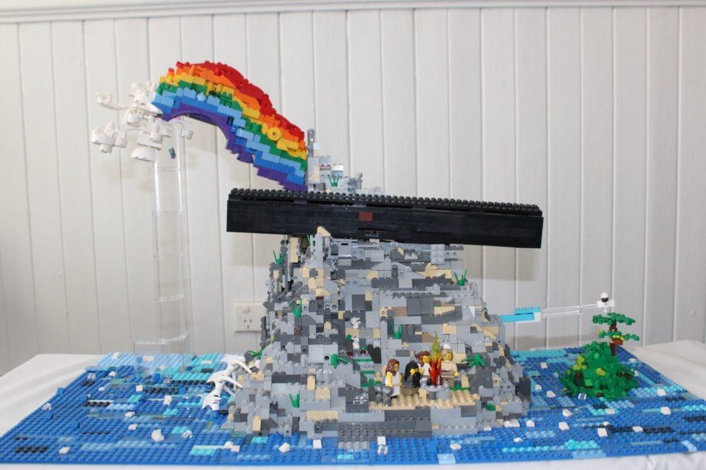 Noah's Ark in Lego