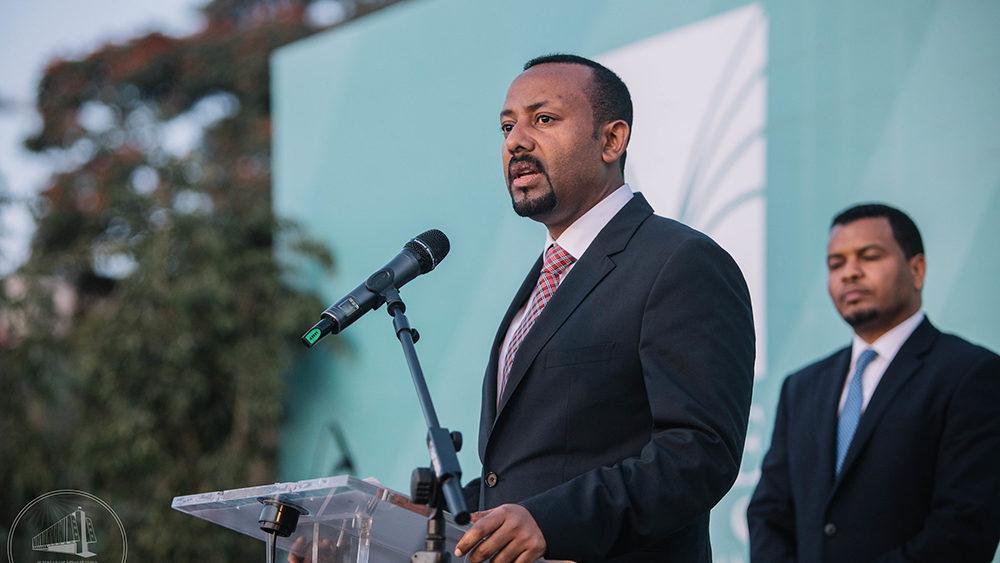 Abiy Ahmed PM of Ethiopia