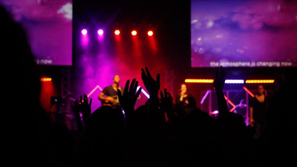 Church crowd