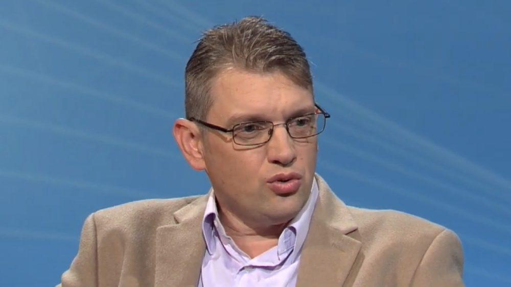 Murray Norman interviewed on Wesley TV