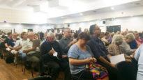 Freedom Rally at Bowman Hall