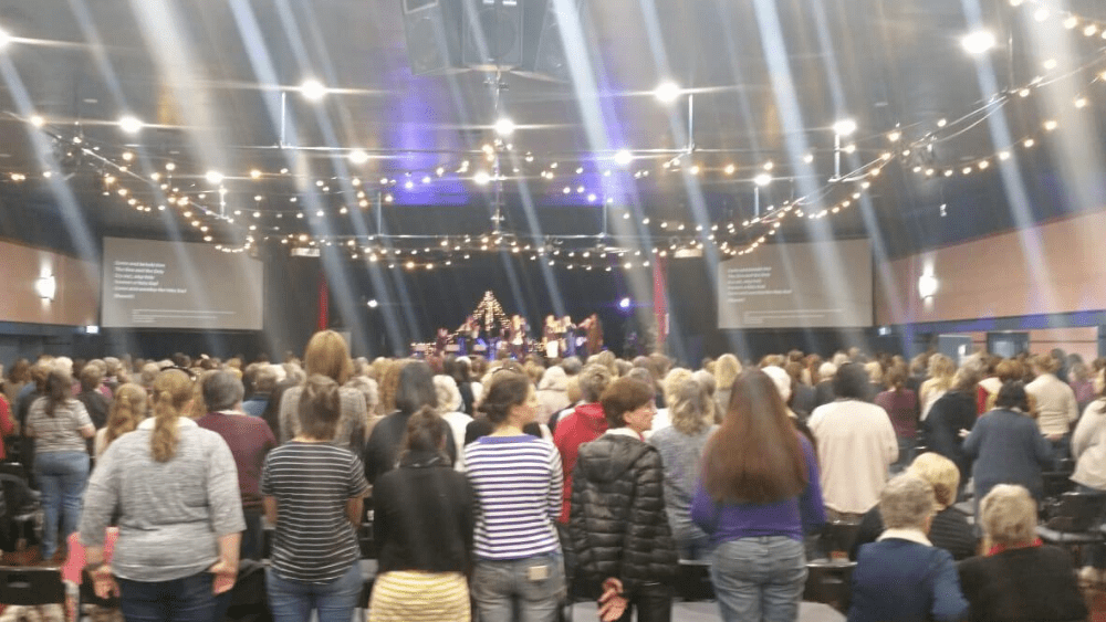 OneDay women's Christian conference Orange