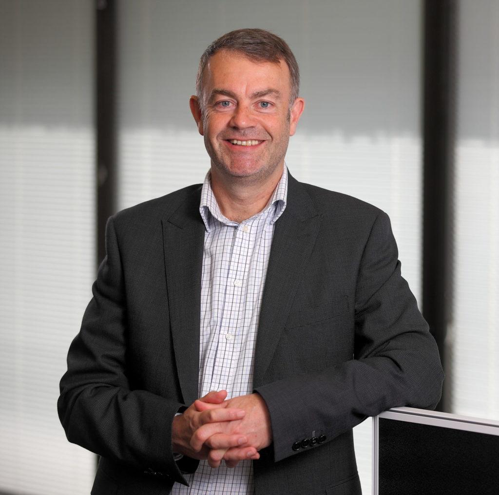 John Burn, CEO of Many Rivers