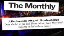 Headline's from the Monthly