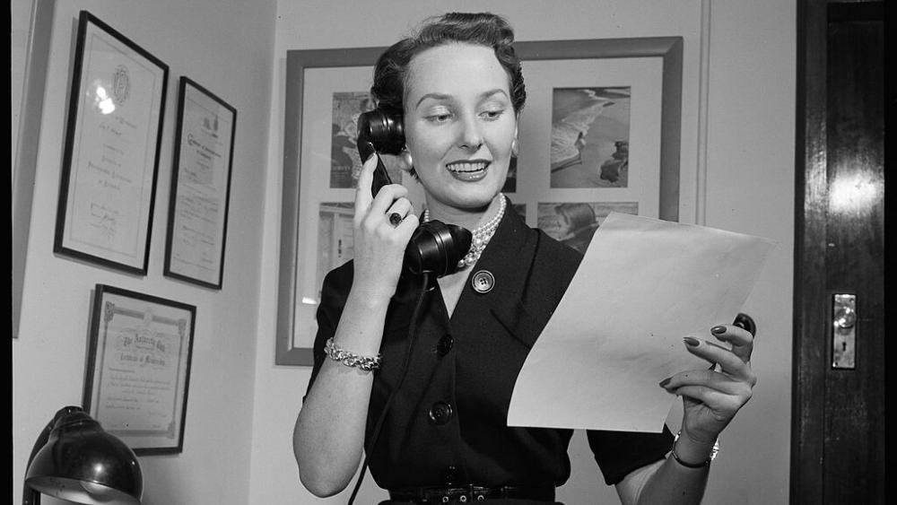 June Dally-Watkins