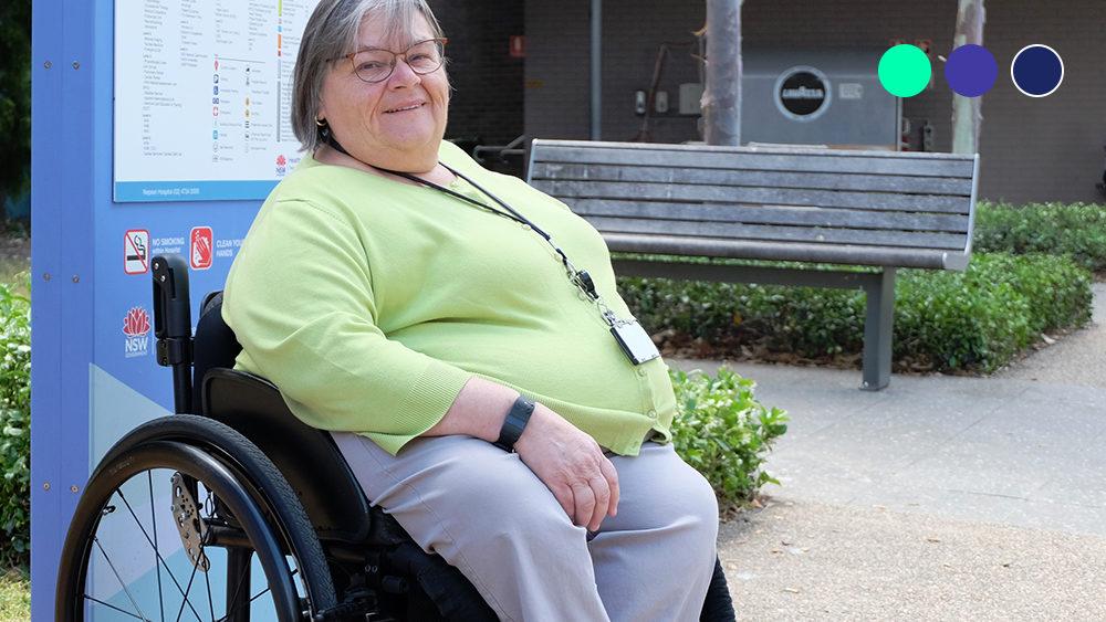 Faith stories Cathy