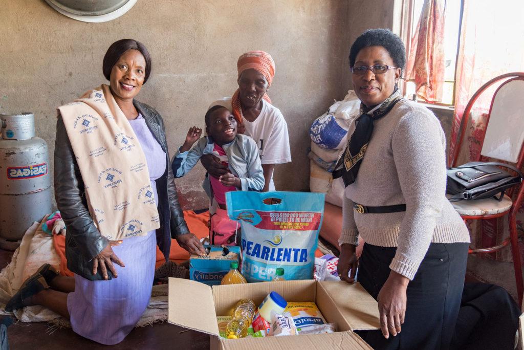 "World Day of Prayer and Bible Society Zimbabwe ""empowering women"" project"
