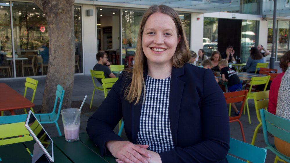 Katy Smith - Principal Mary Andrews College