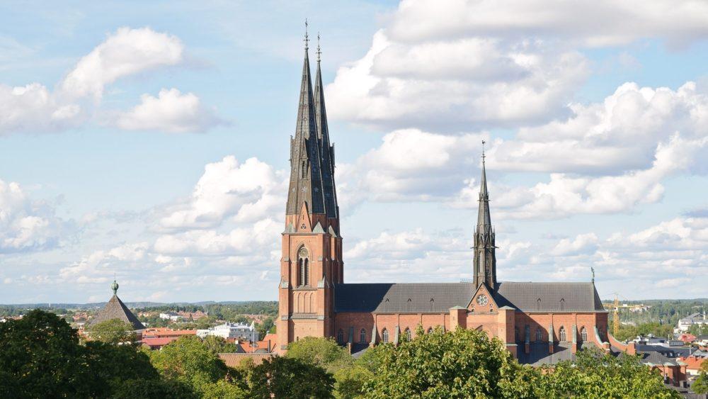 Image: Uppsala Domkyrka / Wikimedia