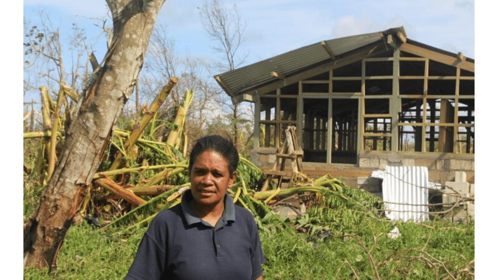 Cyclone Harold leaves 160,000 Homeless