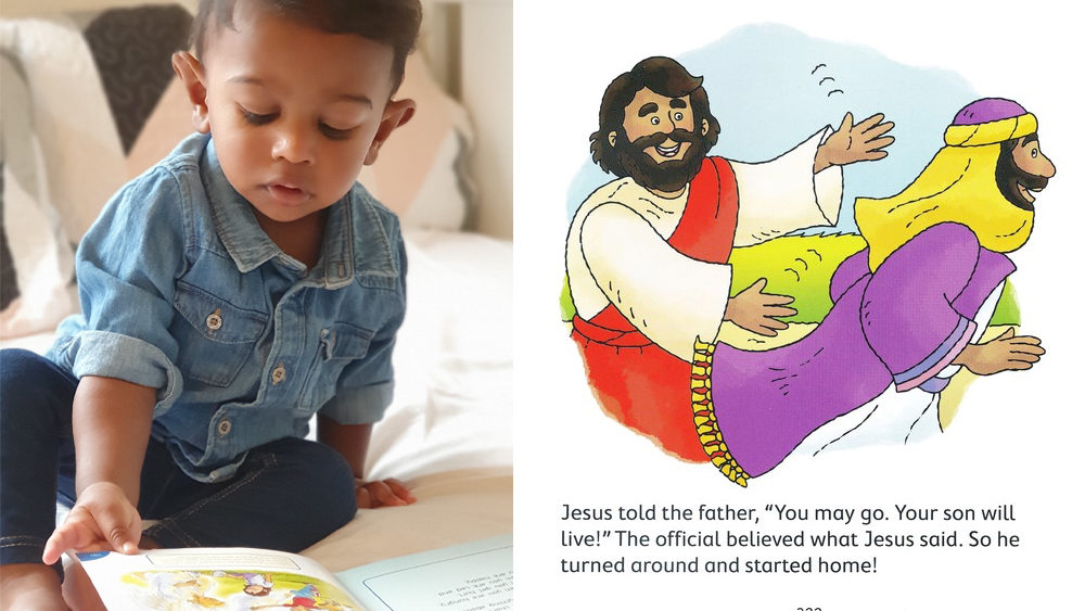 Ezra and his Bible