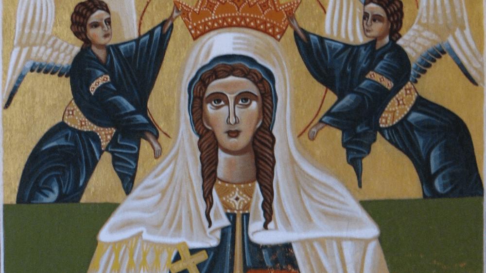 """Saint Thecla"""