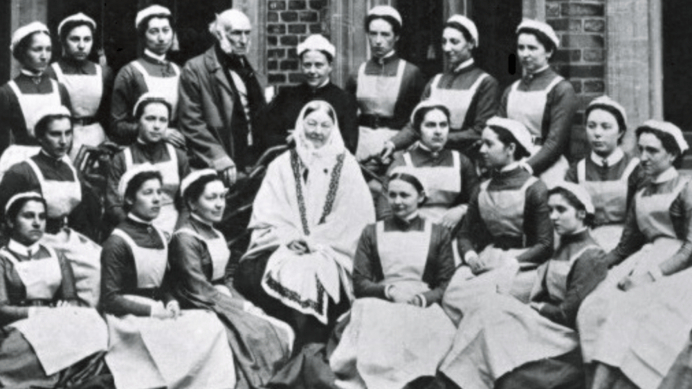 The world's first professional nursing school, London's Nightingale School of Nursing was founded in 1860 by Florence Nightingale at St Thomas Hospital.