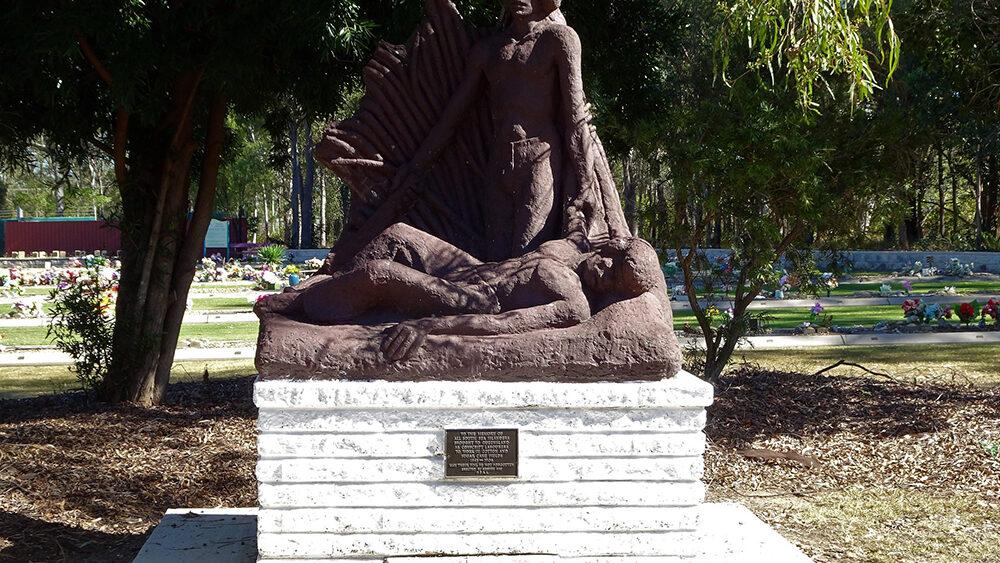 Kanaka memorial Hervey Bay, Queensland