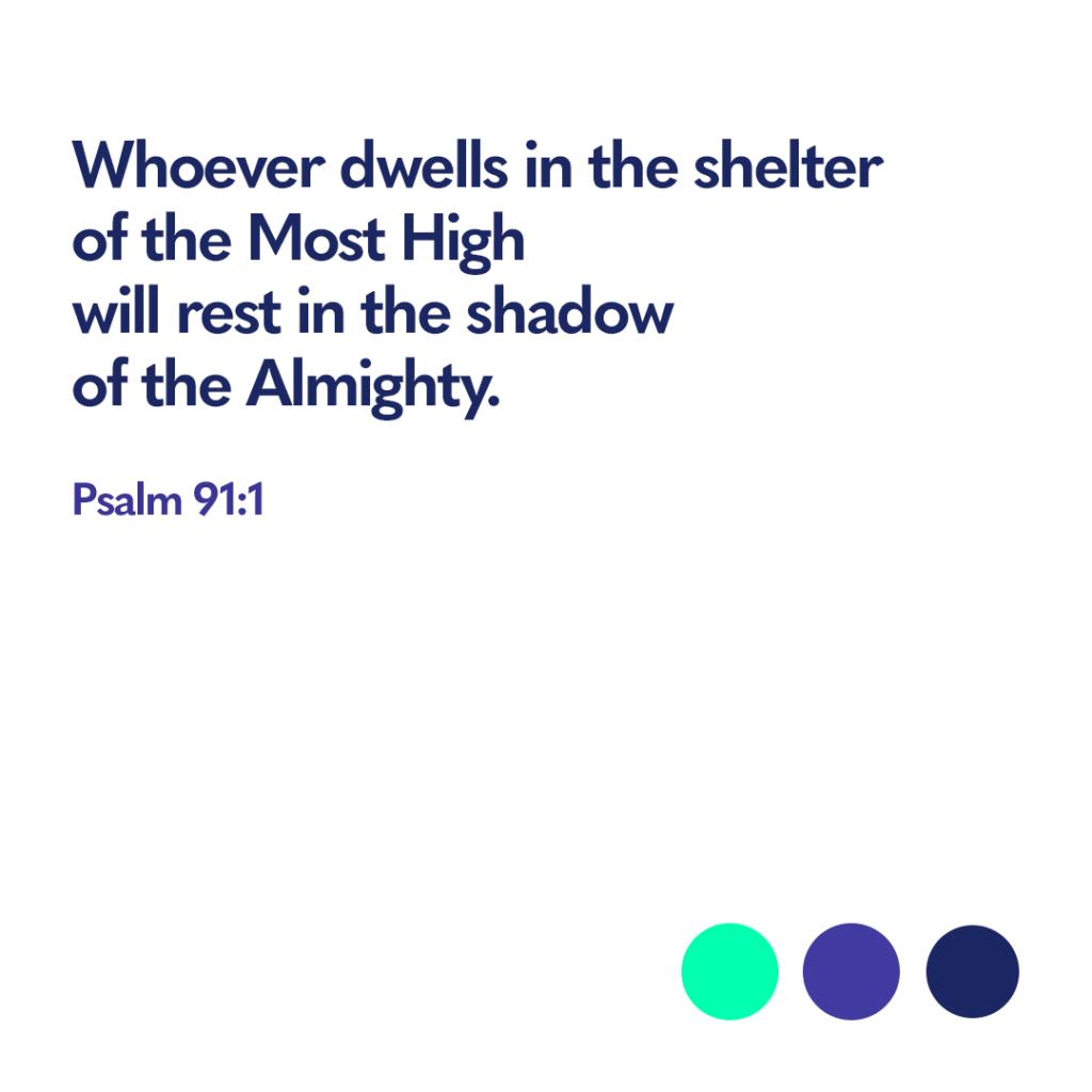 Bible verse Psalm 91 1