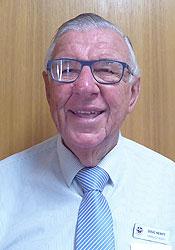 Douglas Hewitt OAM